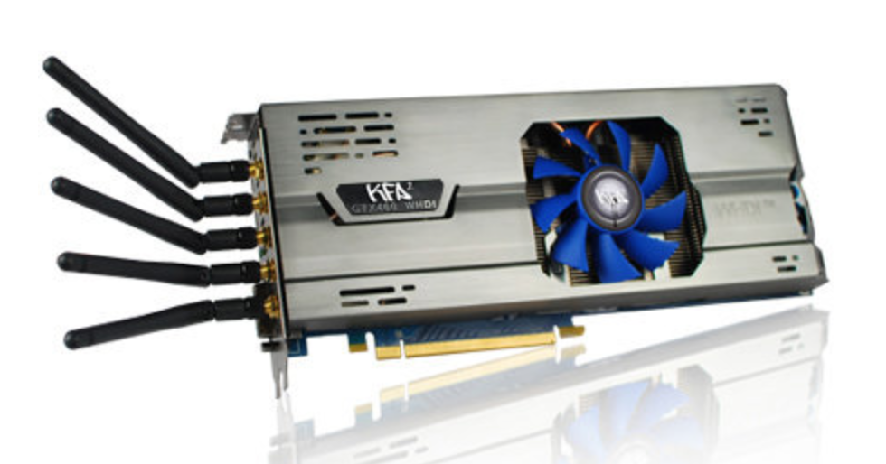 KFA2 Geforce GTX 460 WHDI