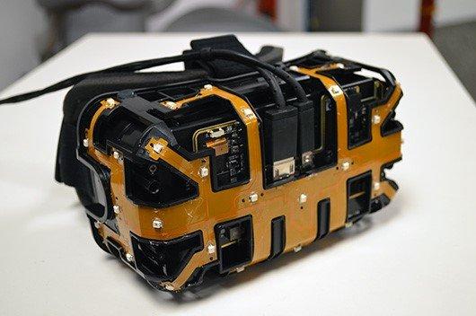 Oculus Rift Dev-Kit 2 (Tracking-LEDs)
