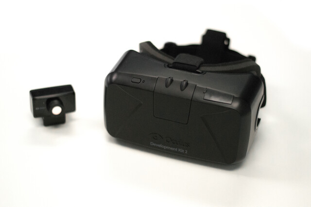 Oculus Rift Dev-Kit 2
