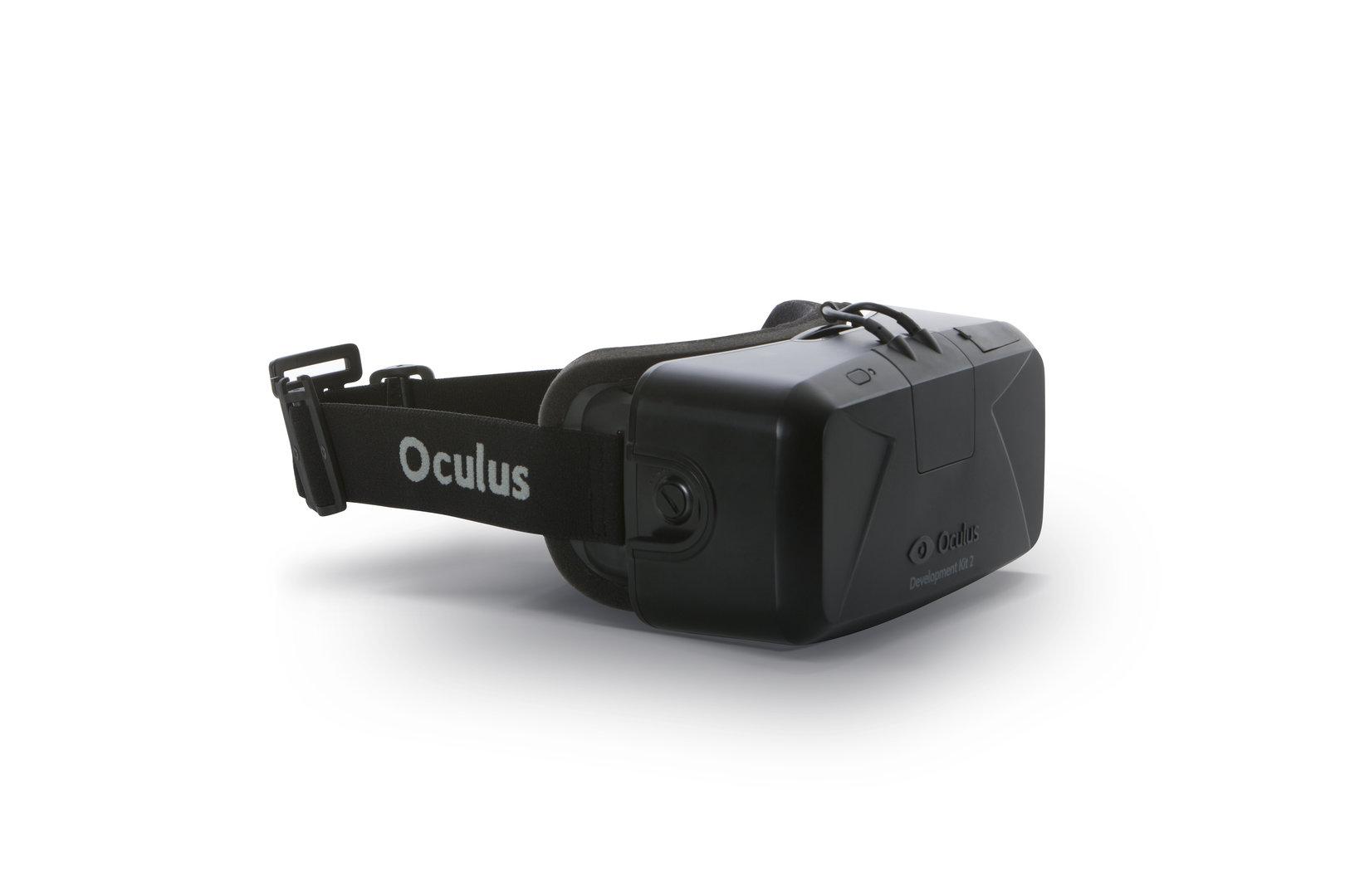 Oculus Rift Dev-Kit 2