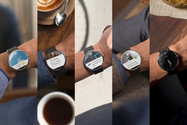 Verschiedene Anwendungsgebiete für Android Wear