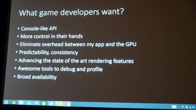 Was Spieleentwickler wollen, soll DirectX 12 liefern