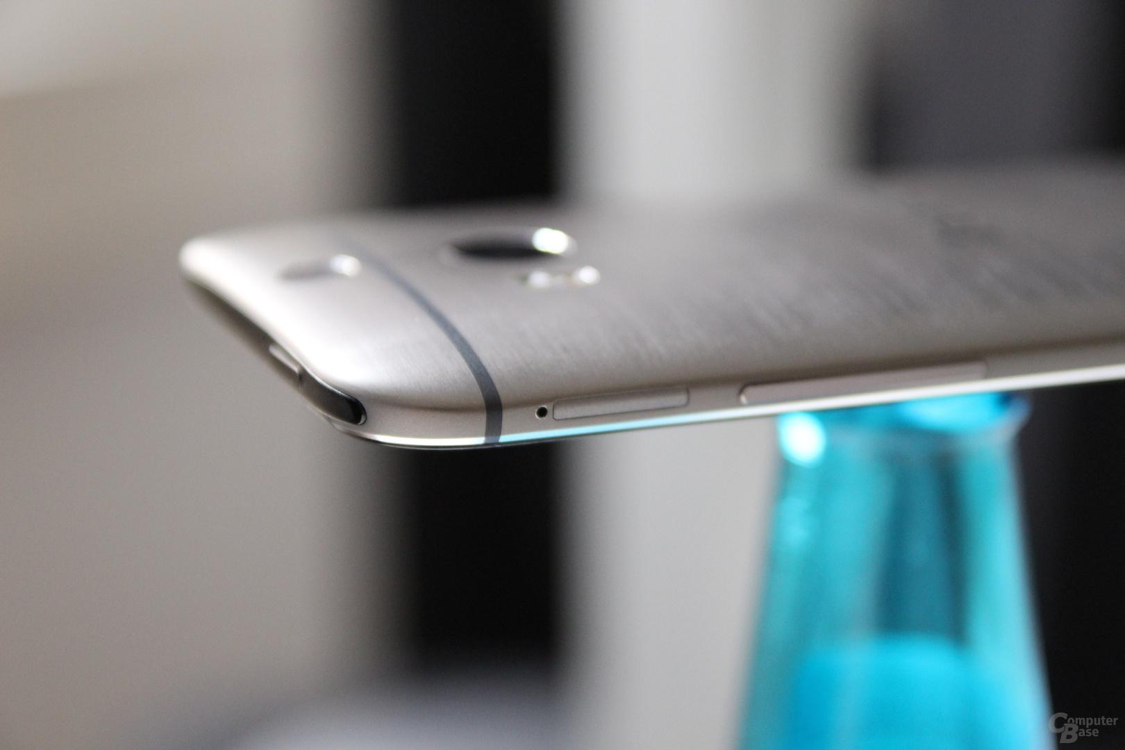 HTC One (M8) ausprobiert