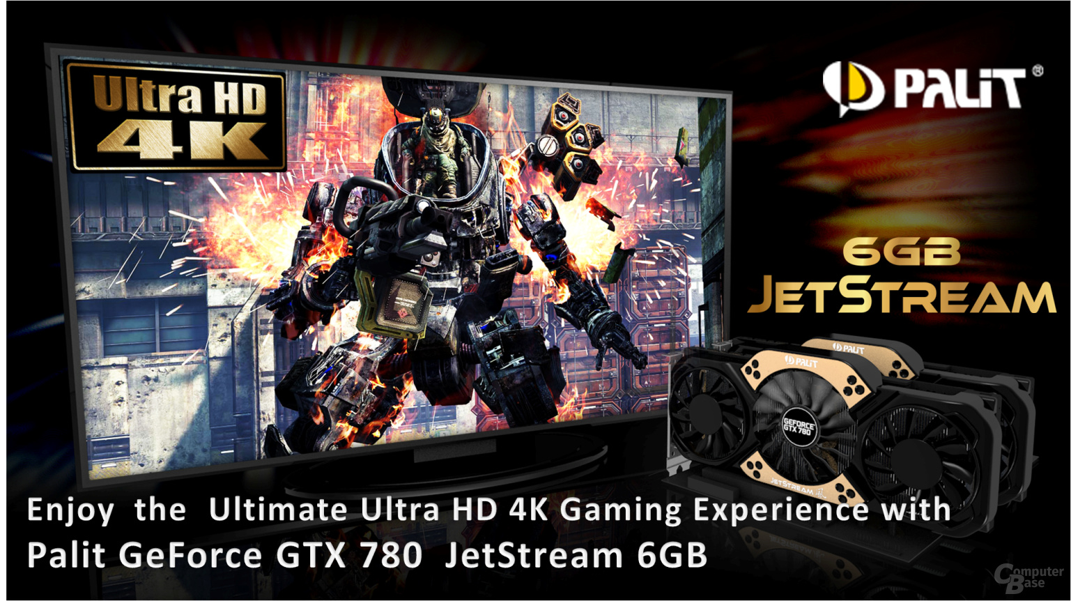 Palit GTX 780 JetStream mit 6 GB
