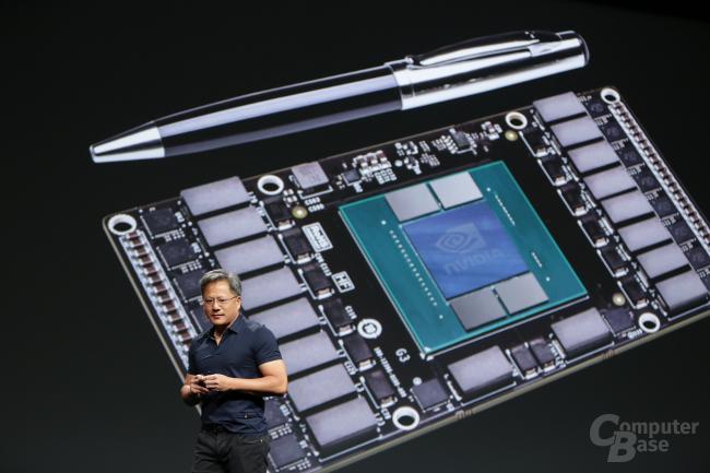 "Nvidia GPU ""Pascal"" auf NVLink-Modul"