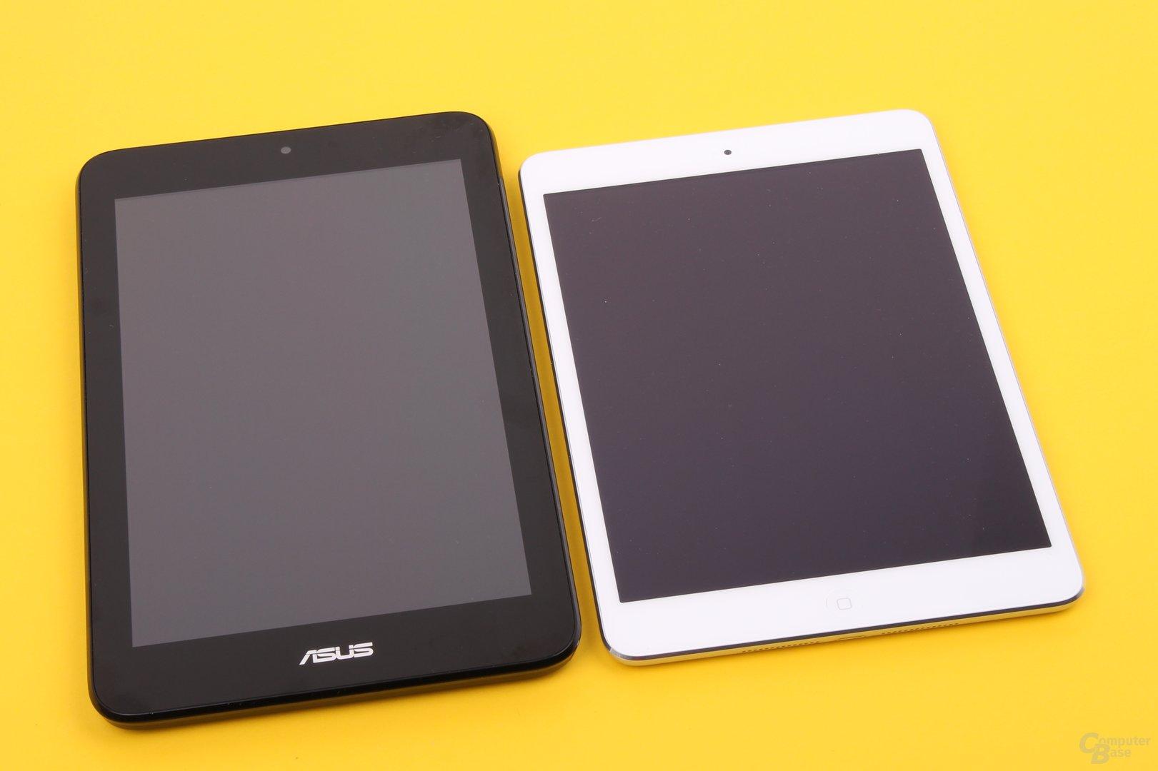 Asus VivoTab Note 8 & Apple iPad mini Retina