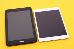 Asus VivoTab Note 8 & Apple iPad mini Retina