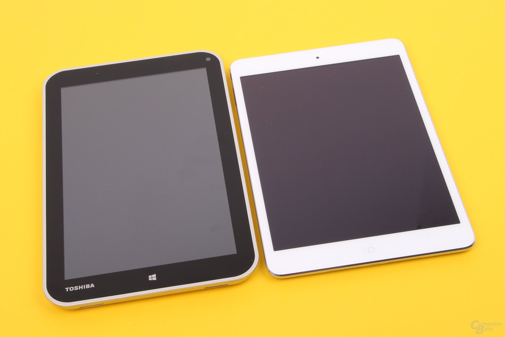 Toshiba Encore WT8 & Apple iPad mini Retina