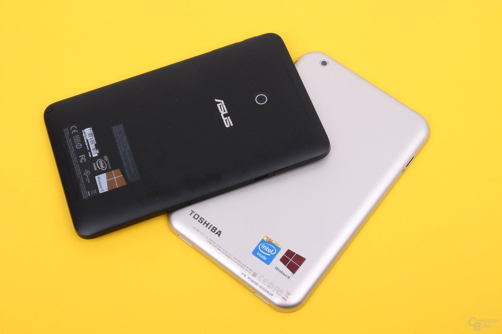 Toshiba Encore WT8 & Asus VivoTab Note 8