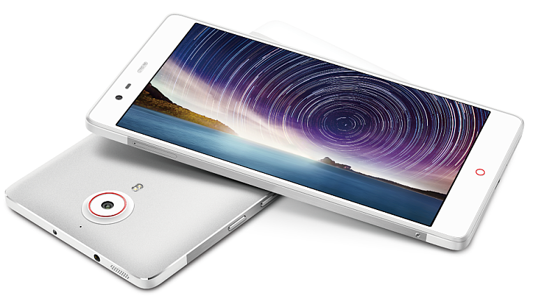 """ZTE Nubia X6 mit 6,4""""-FHD-Display und 128 GB"""
