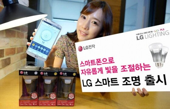 LG Smart Lamp LED-Lampe