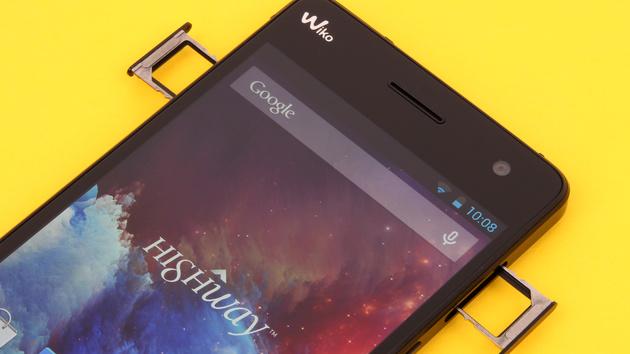Wiko Highway im Test: Acht Kerne und Full HD für 350 Euro