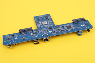 QNAP HS-210 im Test – Mainboard