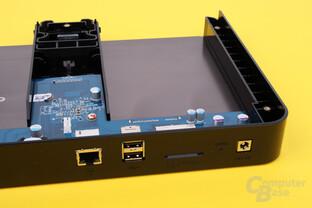 QNAP HS-210 im Test – Innenleben