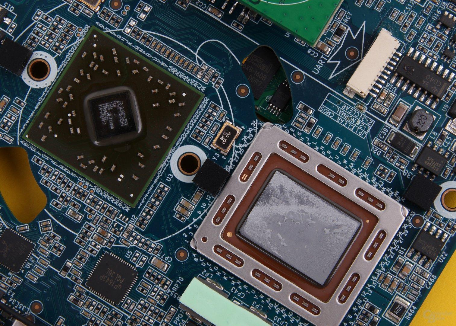 """AMDs A78-Chipsatz trifft """"Richland""""-APU"""