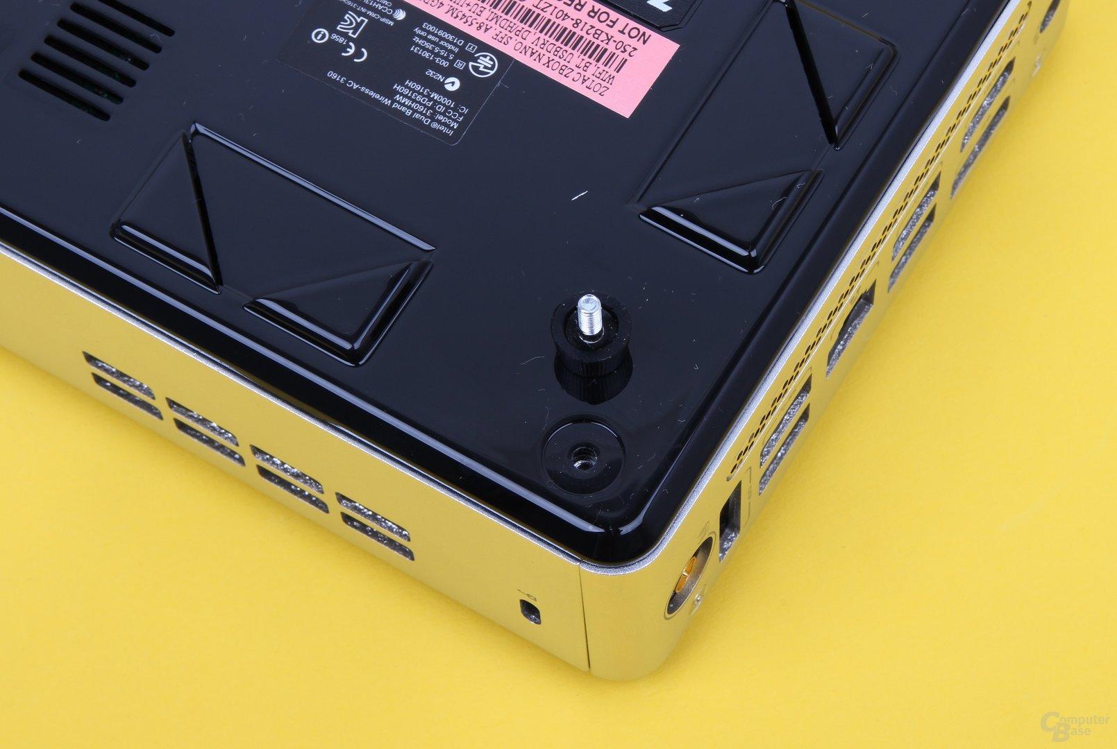 Zotac Zbox nano AQ02 Plus