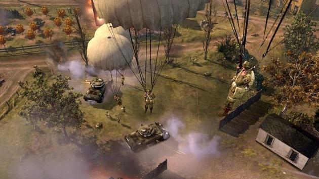 Company of Heroes 2 kehrt an die Westfront zurück