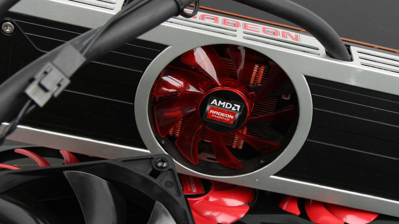AMD Radeon R9 295X2 im Test: Wasser, 500 Watt und zwei Mal Hawaii