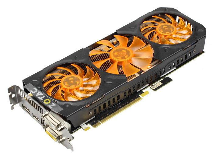 GeForce GTX 780 mit 6 GB von Zotac