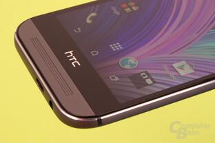 HTC One (M8): Präziser Zusammenbau