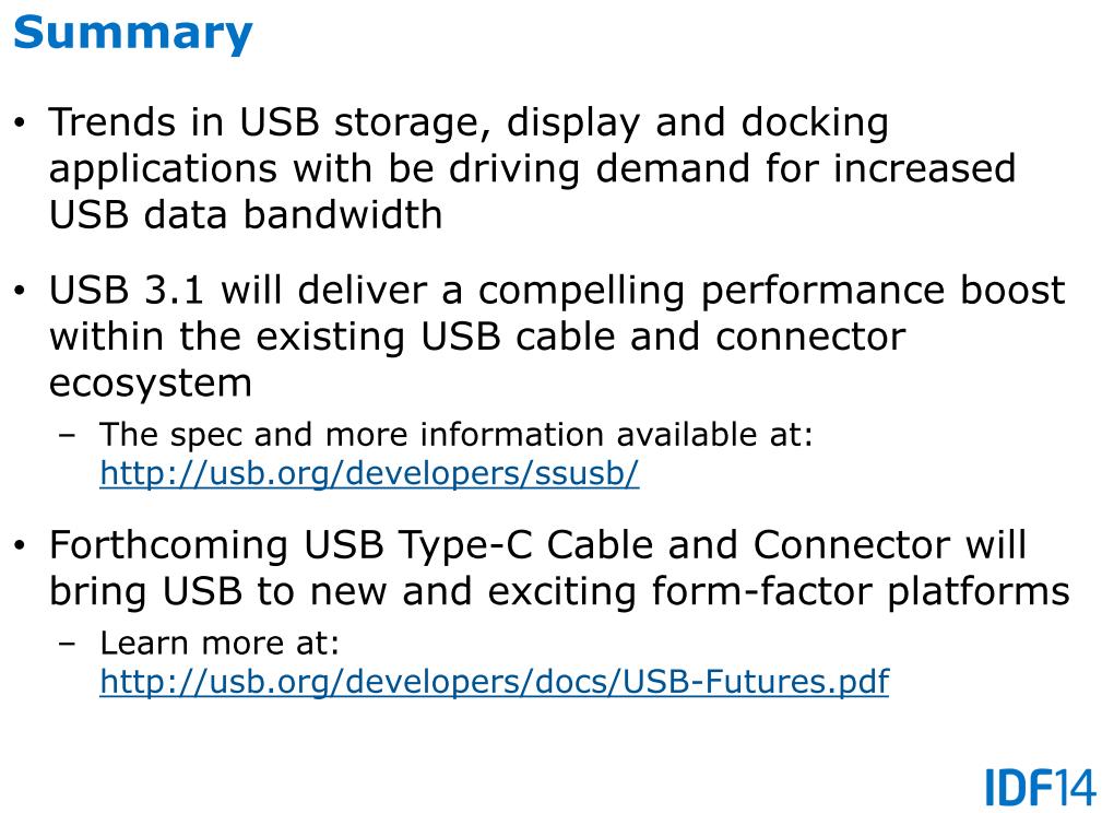 Vorteile von USB 3.1 und USB Type-C zusammengefasst