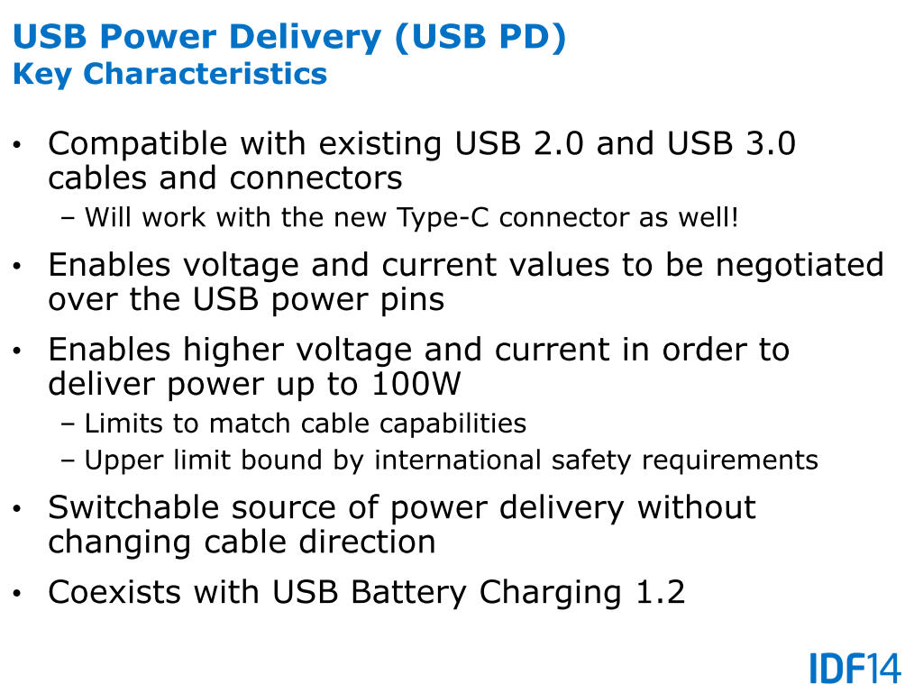 USB Power Delivery