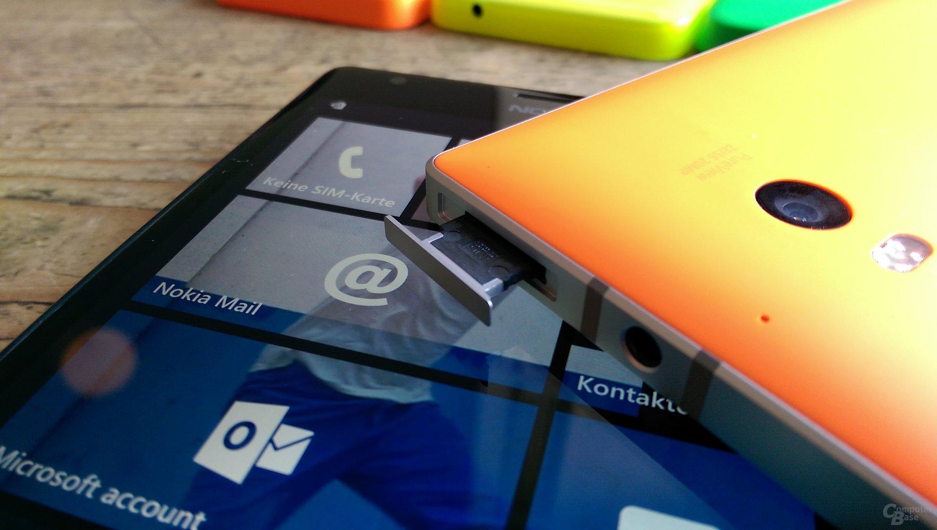 Nokia Lumia 930 ausprobiert