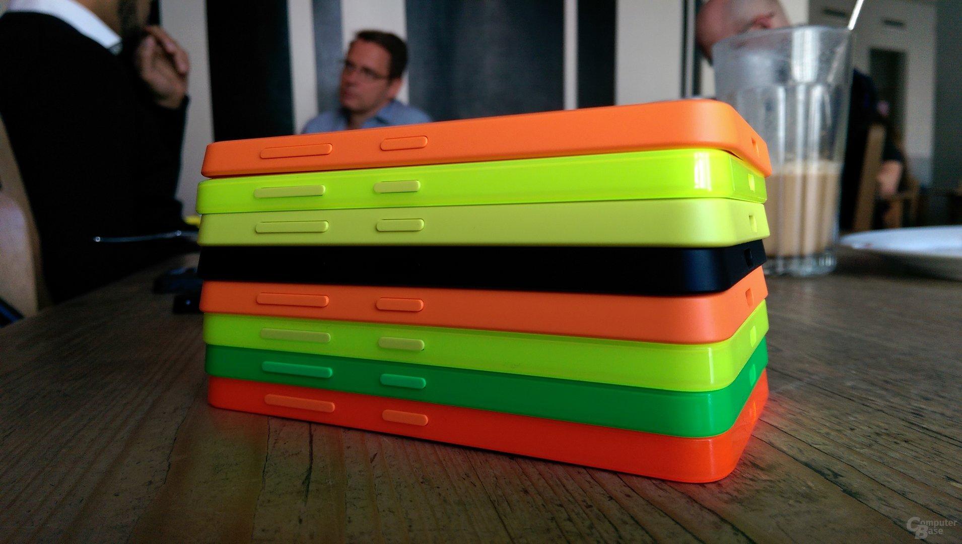 Nokia Lumia 630 und Lumia 635 ausprobiert