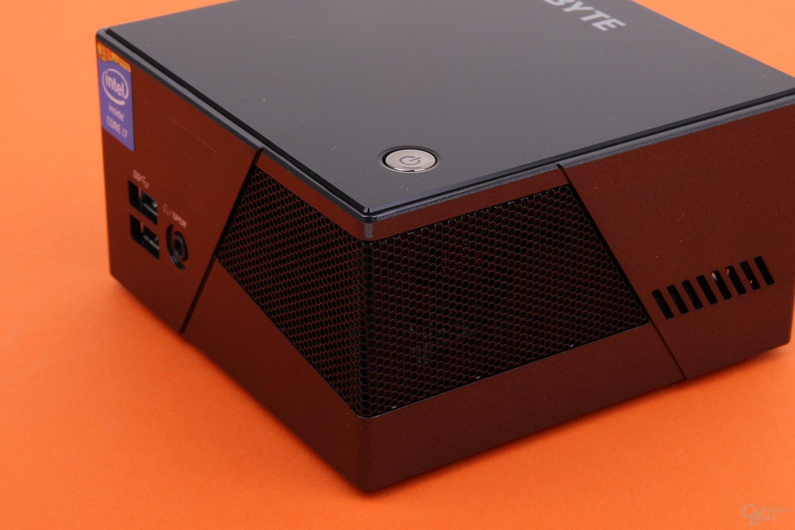 Gigabyte Brix Pro GB-BXi7-4770R