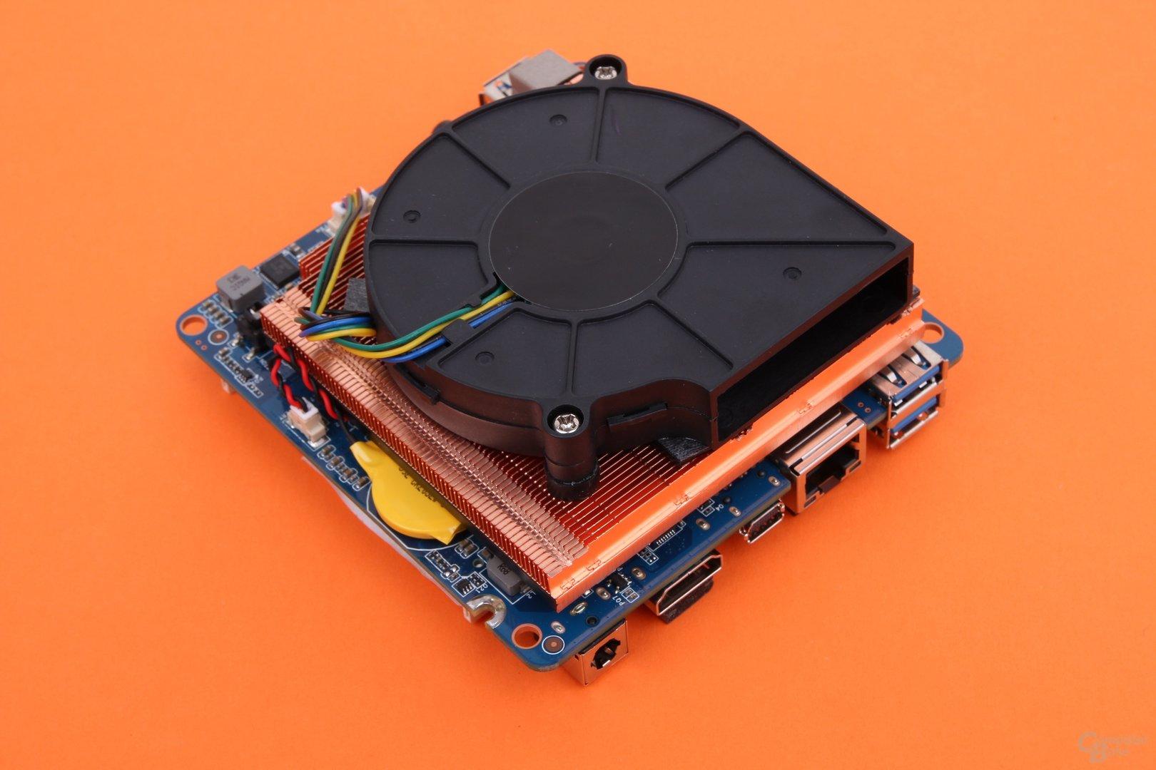 Gigabyte Brix Pro GB-BXi7-4770R – Mainboard
