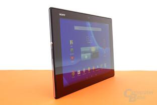 Sony Xperia Z2 Tablet Seitenansicht