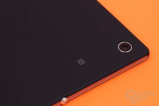 Die Kamera des Sony Xperia Z2 Tablet