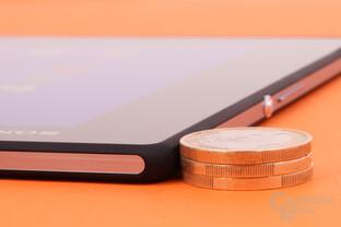 Größenvergleich Sony Xperia Z2 Tablet