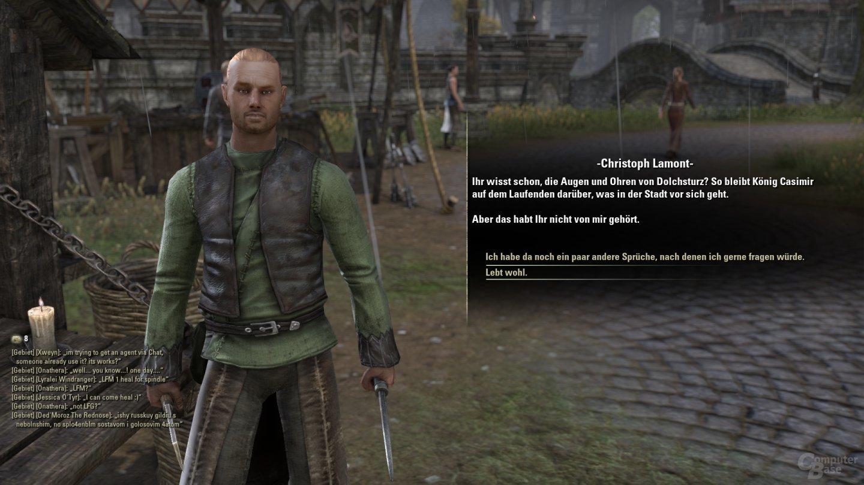 The Elder Scrolls Online im Test