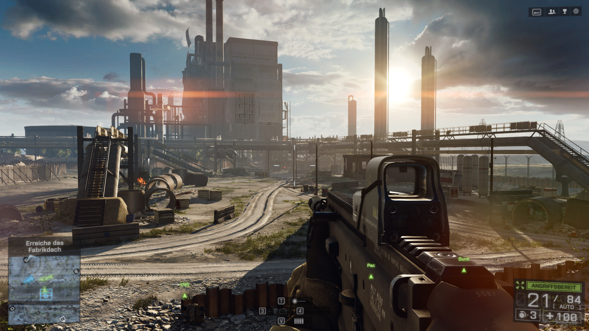 Battlefield 4 mit GeForce 337.50