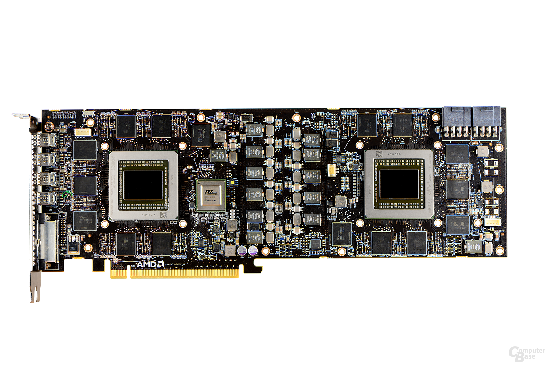 AMD Radeon R9 295X2 – Grafikkarte