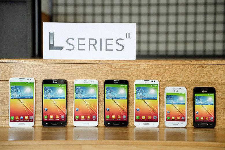 LGs dritte Generation der L-Serie