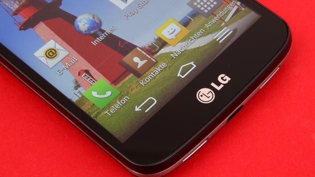 LG G2 Mini im Test: Das Topmodell G2 auf Diät