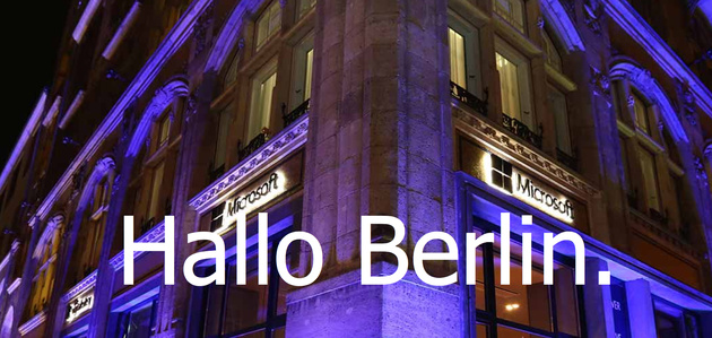 Microsoft-Berlin Unter den Linden