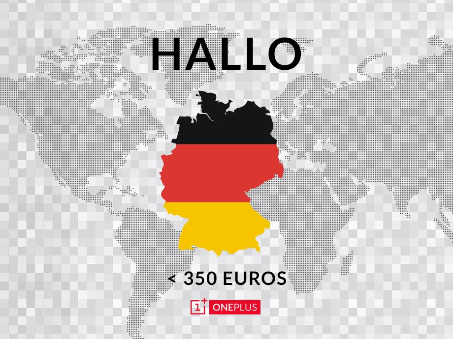 Das OnePlus One kommt nach Deutschland