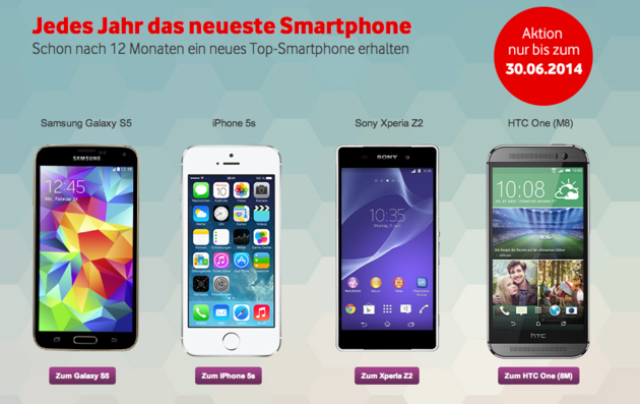 Vodafone NextPhone