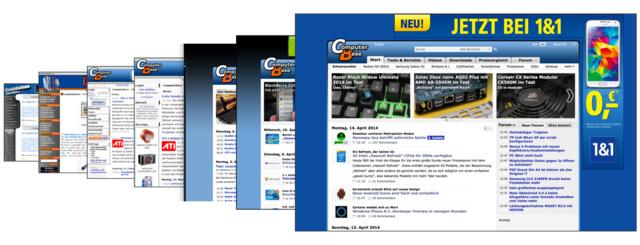 ComputerBase: 1999 bis 2014
