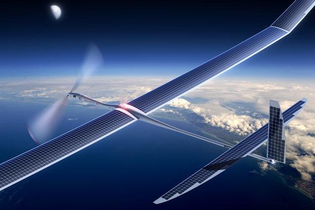 Auch Google steigt ins Geschäft mit Drohnen ein