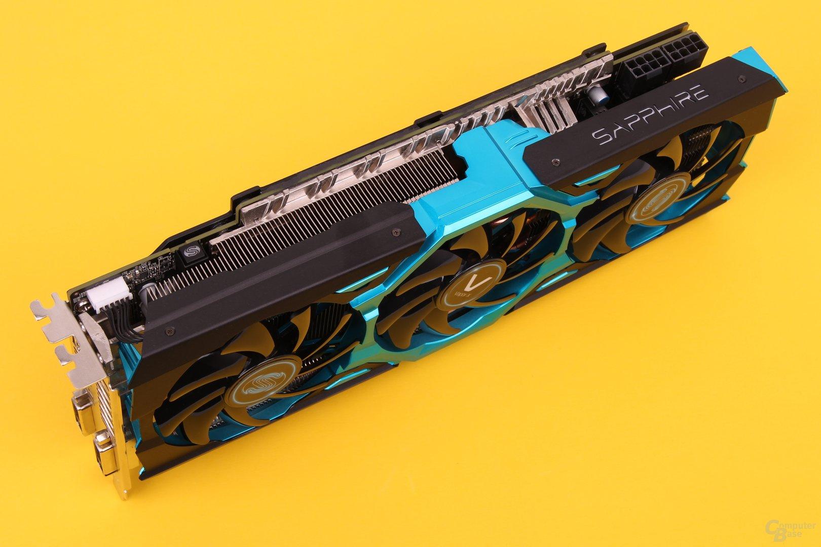 Sapphire Vapor-X R9 290 – 2,5 Slots dick