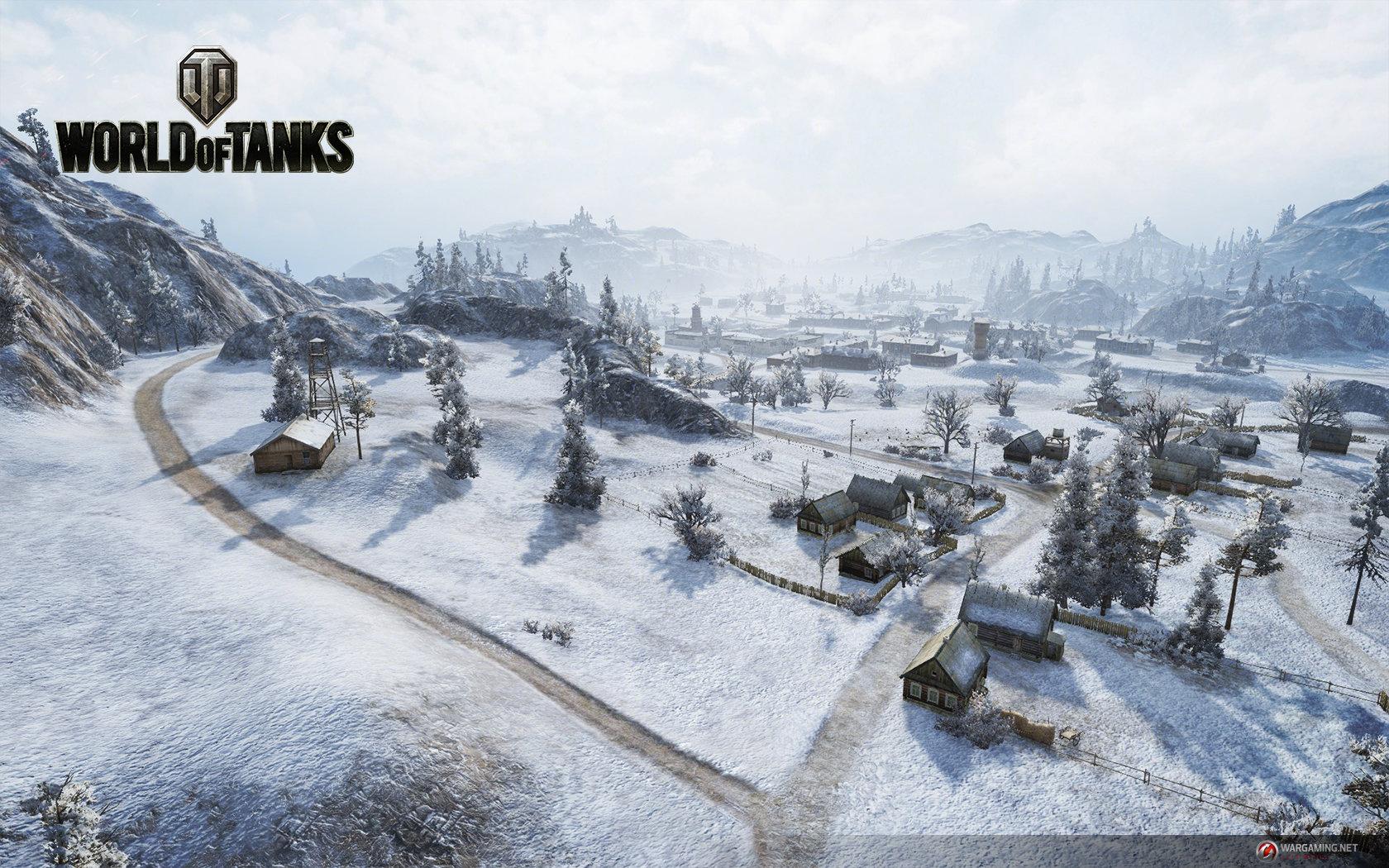 """World of Tanks Update 9.0: Karte """"Severogorsk"""""""