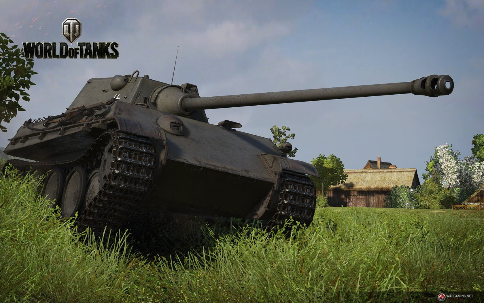 World of Tanks Update 9.0: Panther
