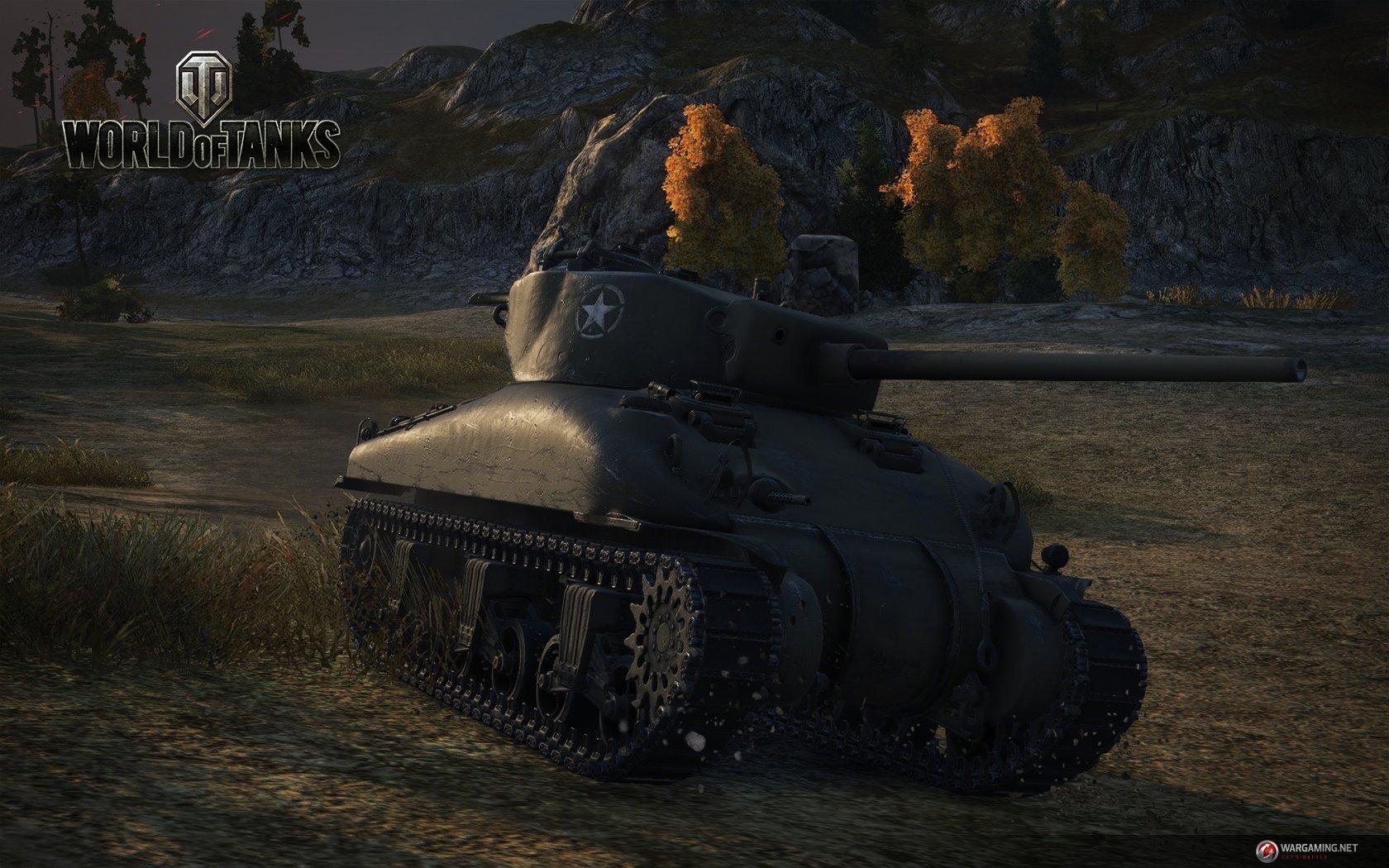 World of Tanks Update 9.0: M4 Sherman