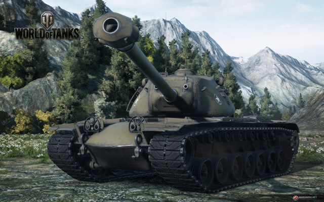 World of Tanks Update 9.0: M103