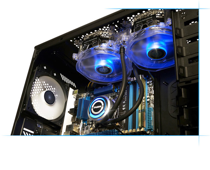 Zalman Reserator 3 Max Dual
