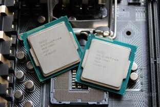 Intel Core i5-4690 und Core i7-4790